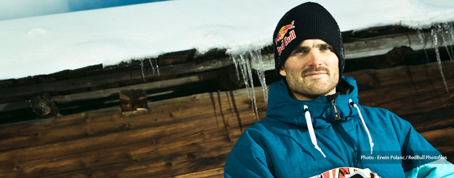 Scott McMorris by Erwin Polanc for Redbull